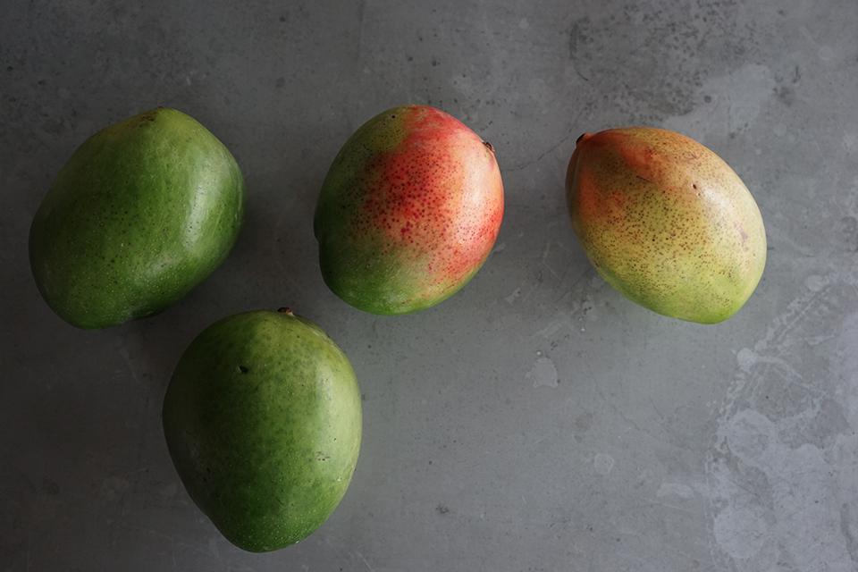 Keitt Mangoes