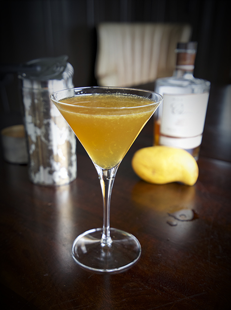 Mango Aged Rum Daiquiri