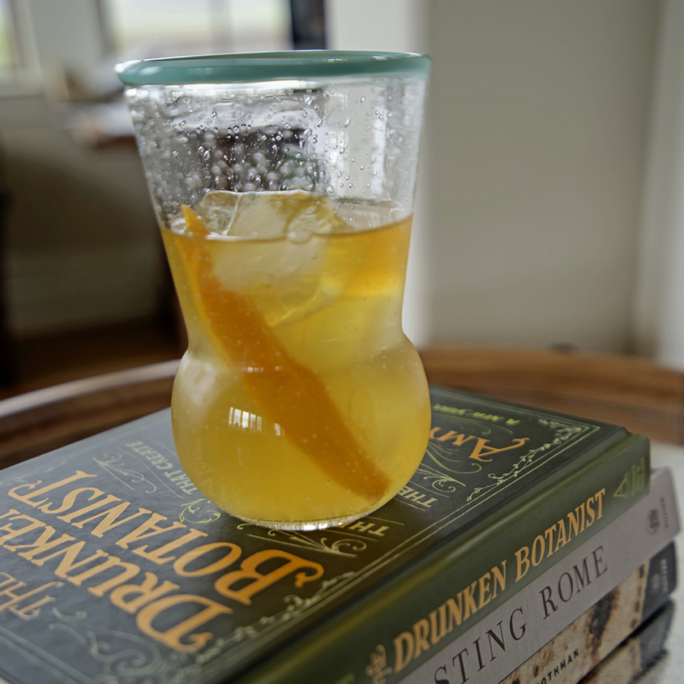 Mango Old Fashioned