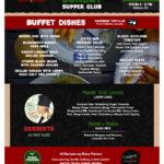 Buffet & Dessert
