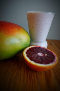 Blood Orange Mango Julius
