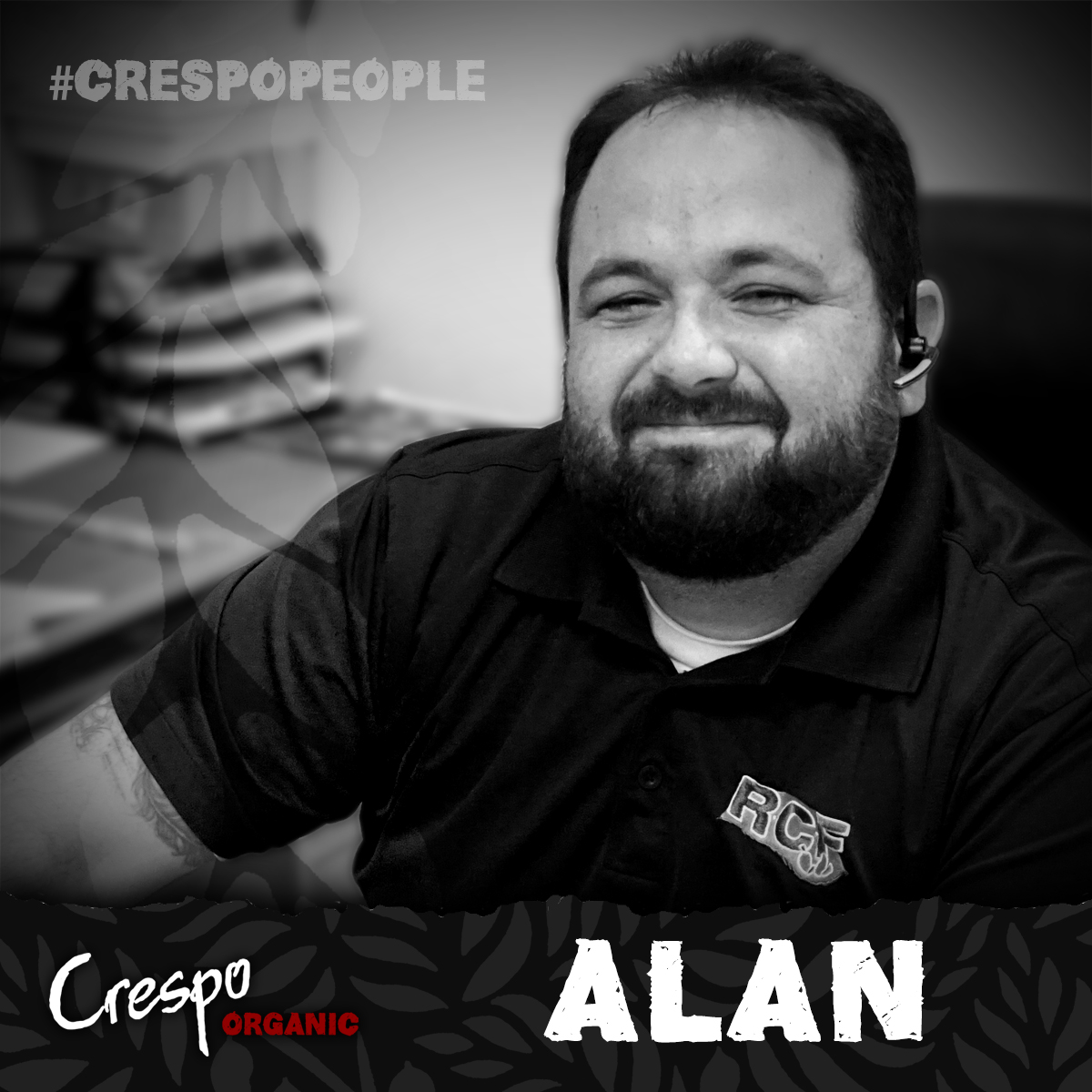 #CrespoPeople Alan