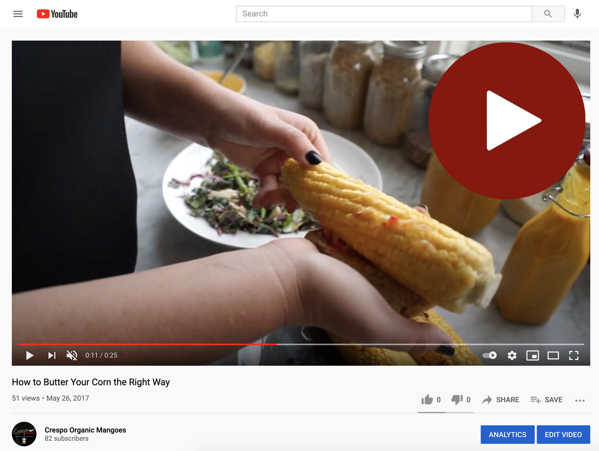 How to butter corn copy